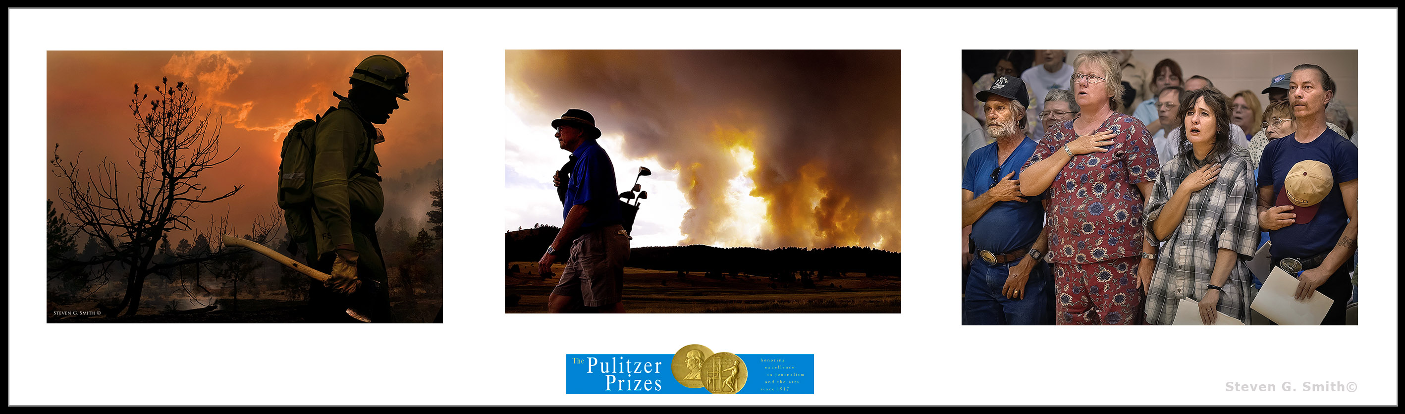 steven g smith department of journalism winner of the pulitzer prize 2003 shared award photo essay print and multimedia