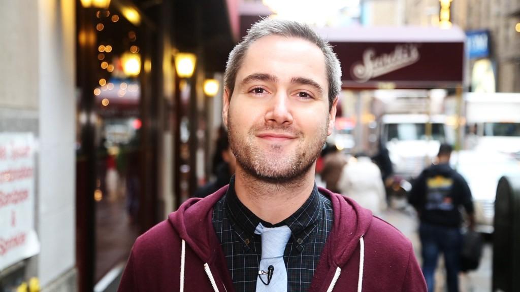 Ryan Gilbert '12, national editor at Broadway.com.