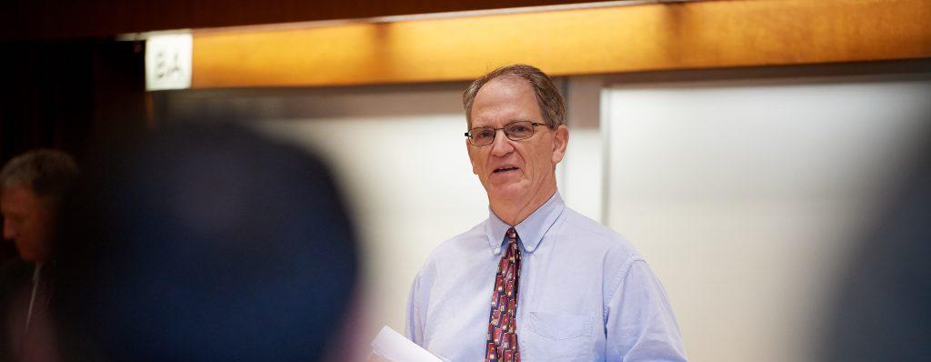 Prof. Mike Stanton